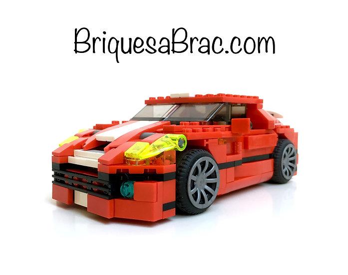 LEGO ® 3EN1 CREATOR 31024 Roaring Power