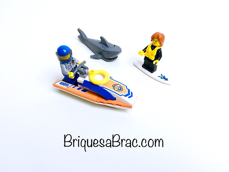 LEGO ® CITY 60011 Surfer Rescue