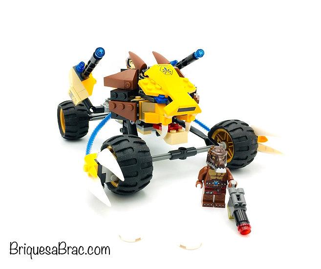 LEGO ® CHIMA 70002 Lennox' Lion Attack (Occasion)