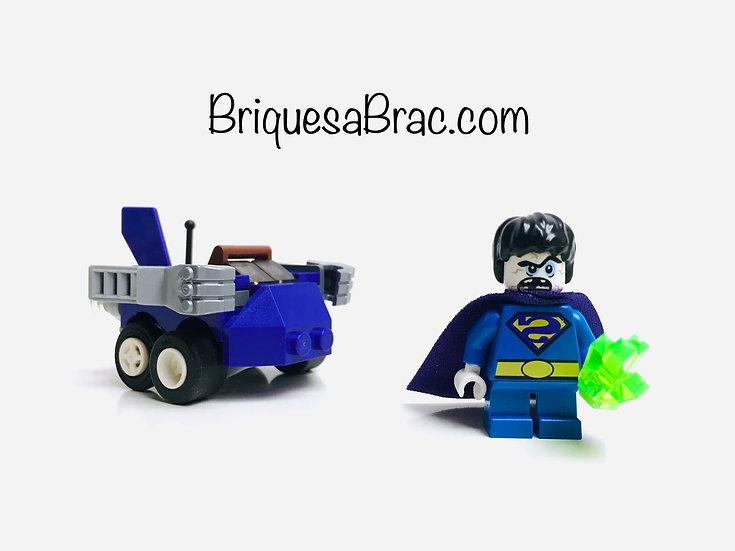 LEGO ® MIGHTY MICROS 76068 Bizarro seul