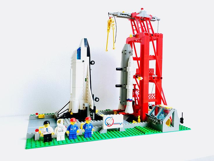 LEGO® 6339 Lancement Command Shuttle