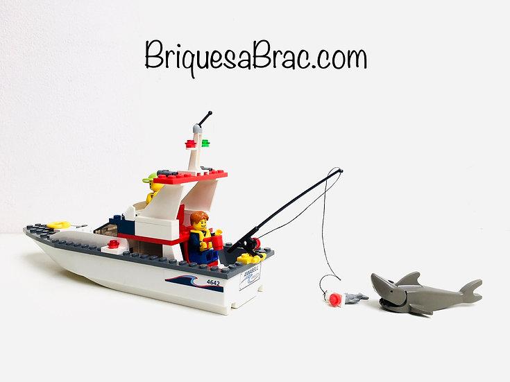 LEGO ® CITY 4642 Le Bateau de pêche