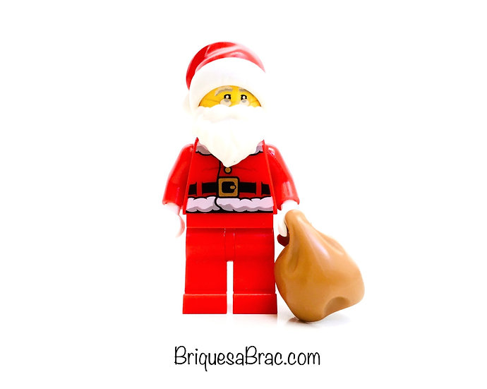 LEGO ® MINIFIGS 60155-25 Santa Calendrier de l'Avent 2017