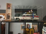 Vitrine BriquesaBox LEGO® ECTO 1 Ghostbusters