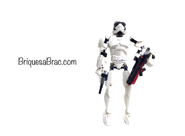 LEGO ® STAR WARS™ 75114 First Order Stormtrooper (Occasion)