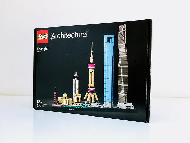 LEGO ® ARCHITECTURE 21039 Shangaï (Neuf)