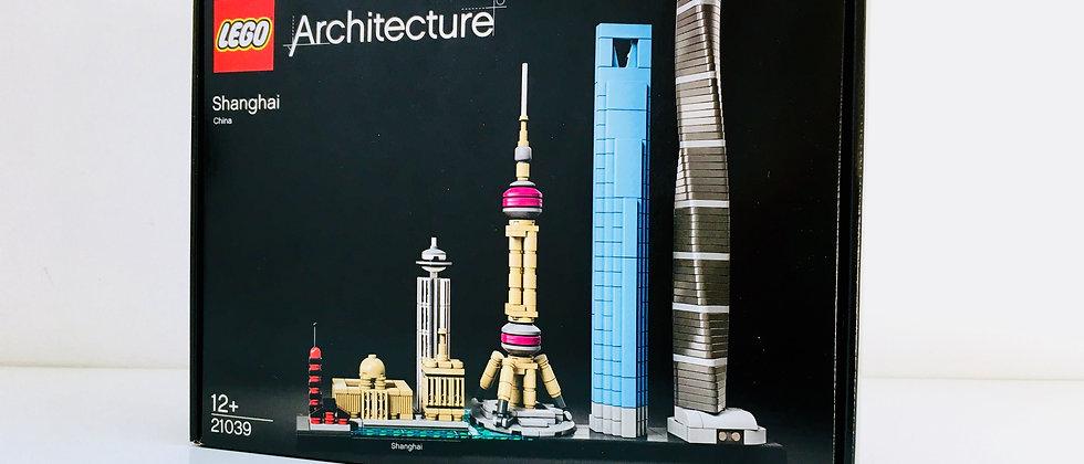 LEGO ® ARCHITECTURE 21039 Shangaï