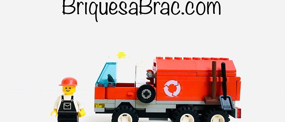 LEGO® CLASSIC TOWN 6668 Recycle Truck