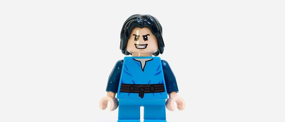 LEGO ® MINIFIGS SW0514 BOBA FETT YOUNG (jeune)