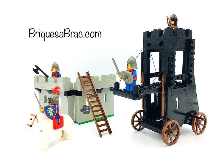 LEGO ® CASTLE LION KNIGHTS 6061 Siege Tower
