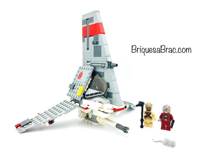 LEGO ® STAR WARS™ 75081 T-16 Skyhopper