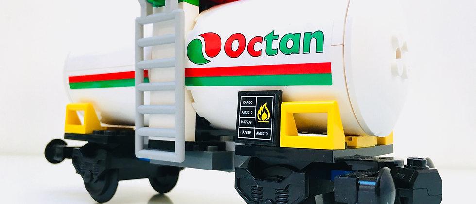 LEGO® 7939 Wagon Citerne Octan