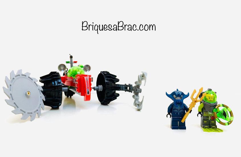 LEGO ® ATLANTIS 8059 Seabed Scavenger