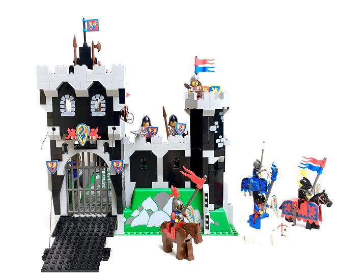 LEGO® 6086 Black Knight's Castle (incomplet)