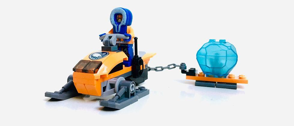 LEGO ® CITY ARCTIC 60032 Artic Snowmobile