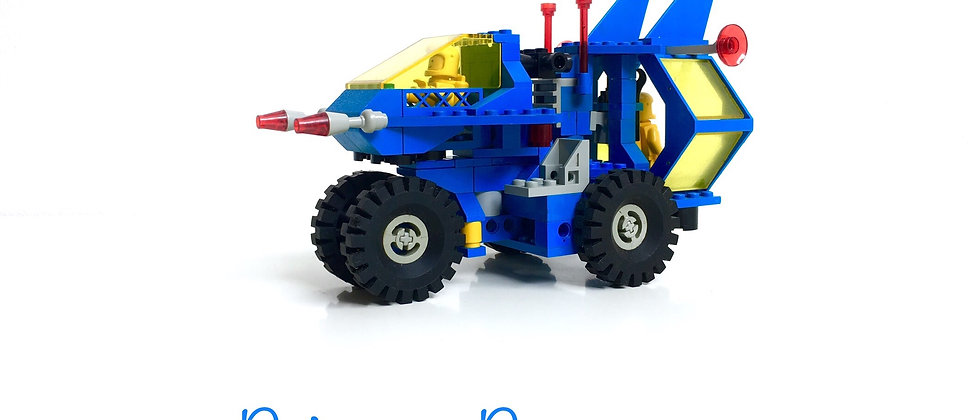 LEGO ® CLASSIC SPACE 6926 Mobile Recovery Vehicle