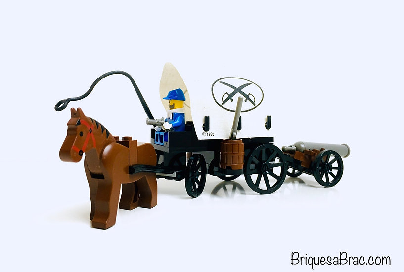 LEGO® WESTERN 6716 Weapons Wagon