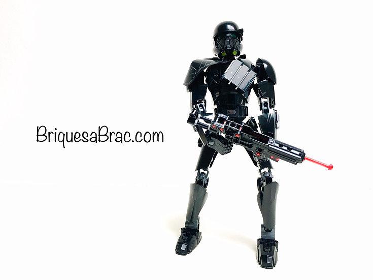 LEGO ® STAR WARS™ 75121 Imperial Death Trooper (Occasion)