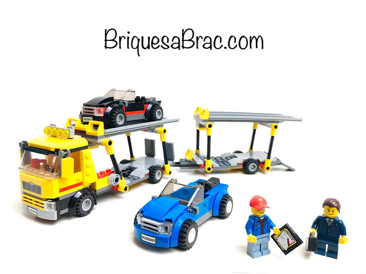 LEGO ® CITY 60060 Le Camion Transport de véhicules (Occasion)