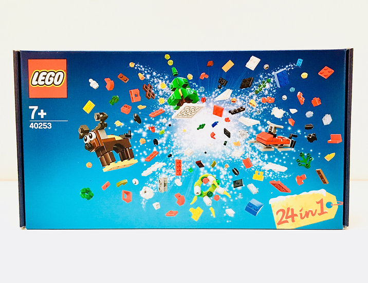 LEGO ® CHRISTMAS 42053 24-in-1 Holiday Countdown Set
