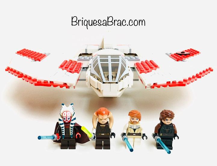LEGO ® STAR WARS 7931 T-6 Jedi Shuttle