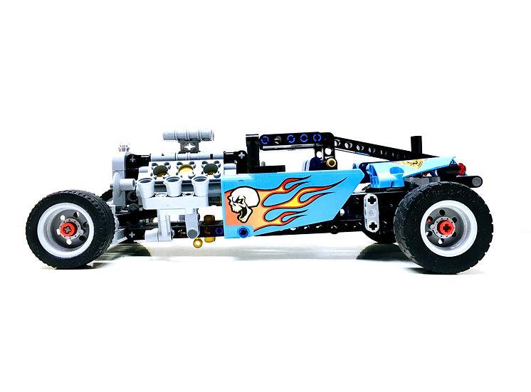 LEGO ® TECHNIC 42022 Hot-Rod (Occasion)