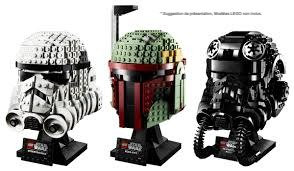 Vitrine BriquesaBoX pour Collection x3 Casques Star-Wars (non inclus)