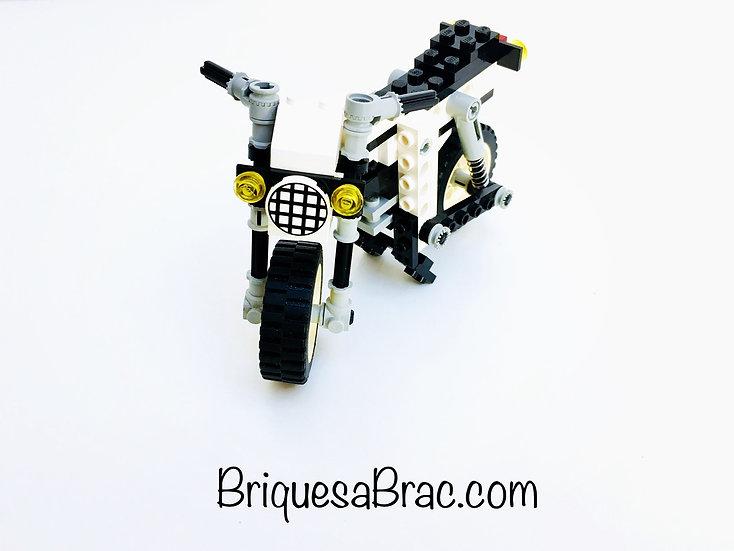 LEGO® TECHNIC 8810 Cafe Racer