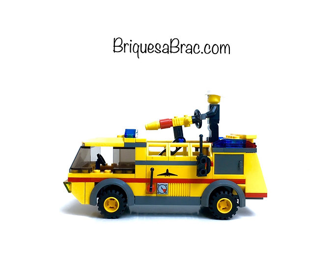 LEGO ® CITY 7891 Airport Fire Truck