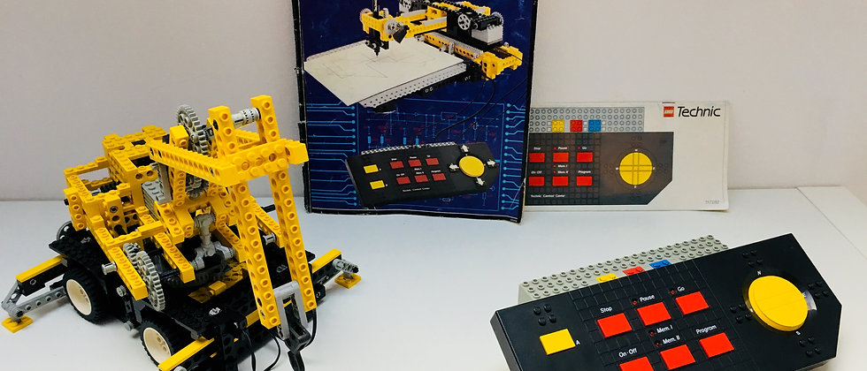LEGO® 8094 TECHNIC Controller Center