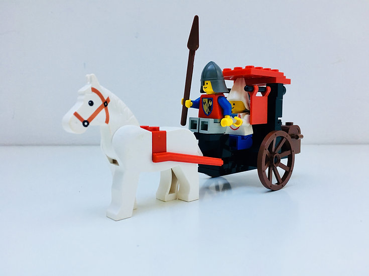 LEGO® 6023 La voiture de la Dame