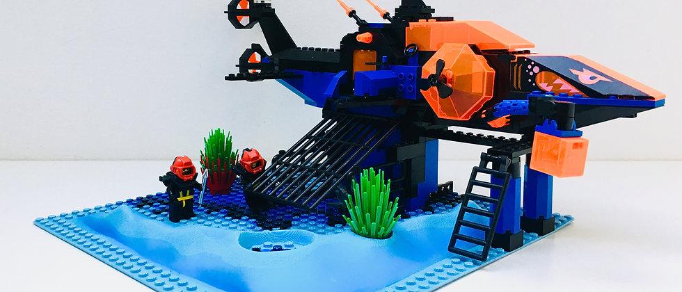 LEGO® 6190 Shark's Crystal Cave