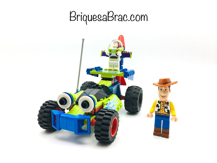 LEGO ® TOY STORY 7590 Woody and Buzz to the Rescue