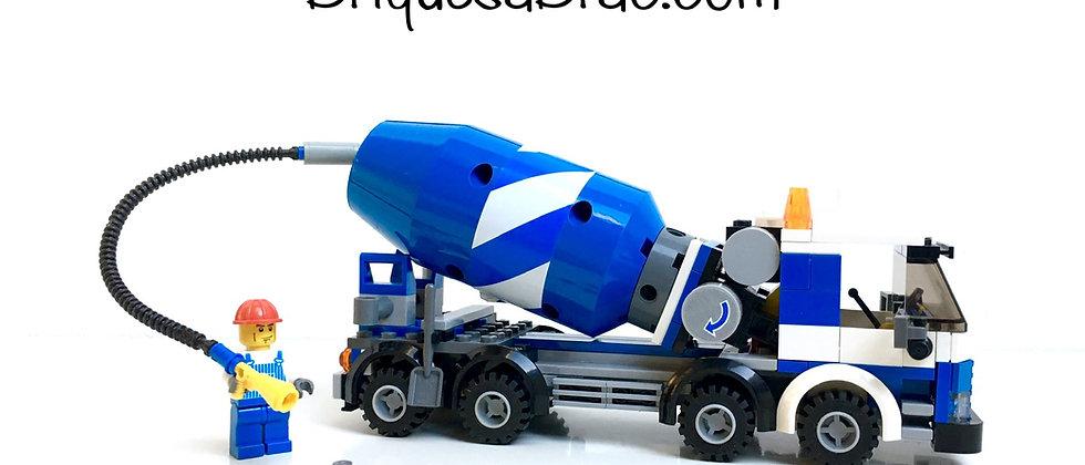 LEGO ® CITY 7990 Cement Mixer