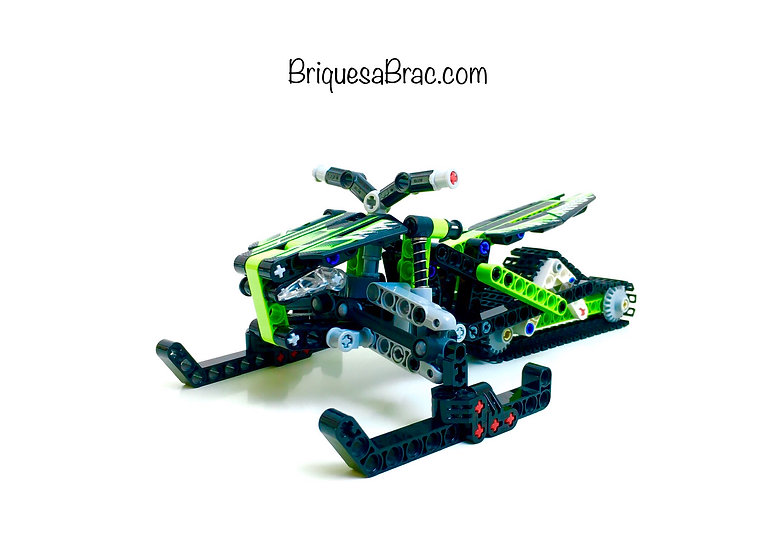 LEGO ® TECHNIC 42021 Snowmobile (Occasion)