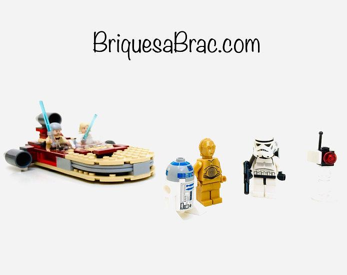 LEGO ® STAR WARS 8092 Luke's Landspeeder