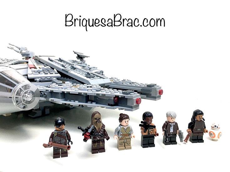 LEGO ® STAR WARS™ 75105 Le Faucon Millenium