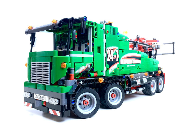 LEGO® 42008 Service Truck