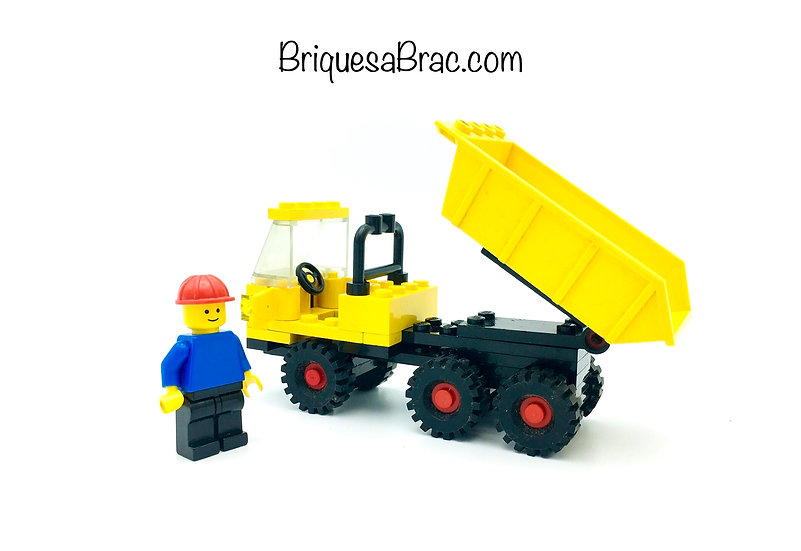 LEGO ® CLASSIC TOWN 6648-2 Camion benne (Occasion)