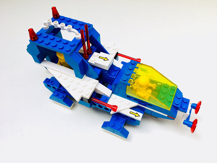 LEGO ® CLASSIC SPACE 6892 Modular Space Transport