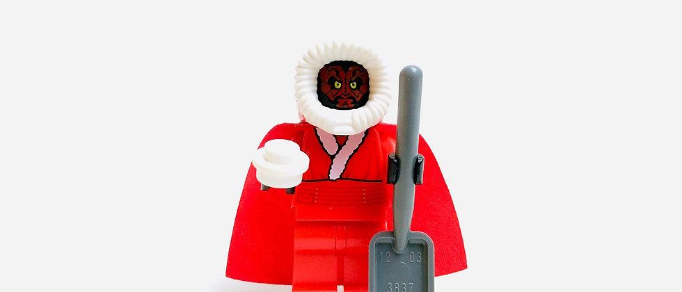 LEGO ® MINIFIGS SW0423 Santa Darth Maul + Accessoire