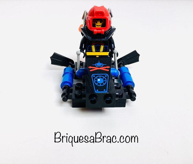 LEGO ® AQUASHARKS 6115 Shark Scout