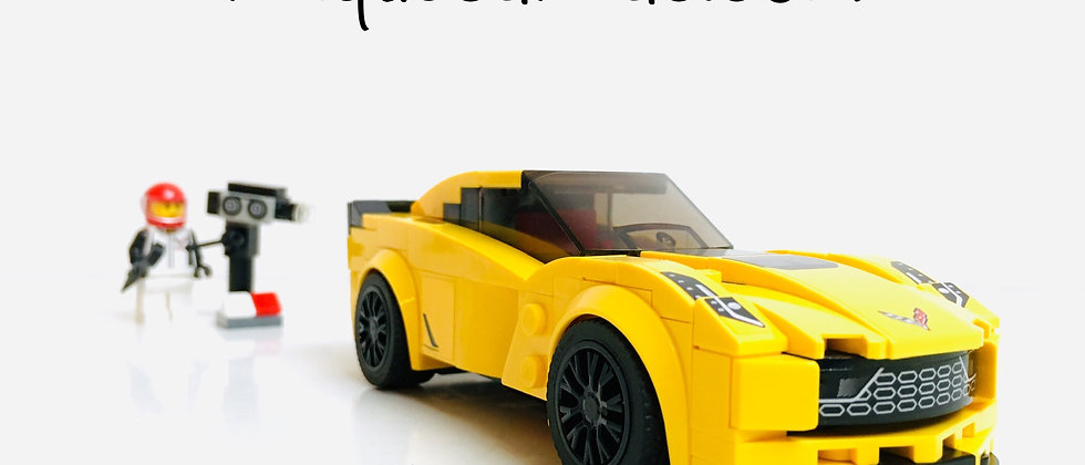LEGO ® SPEED CHAMPIONS 75870 Chevrolet Corvette Z06