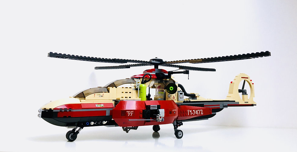 LEGO ® DINO 2010 7298 Dino Air Tracker