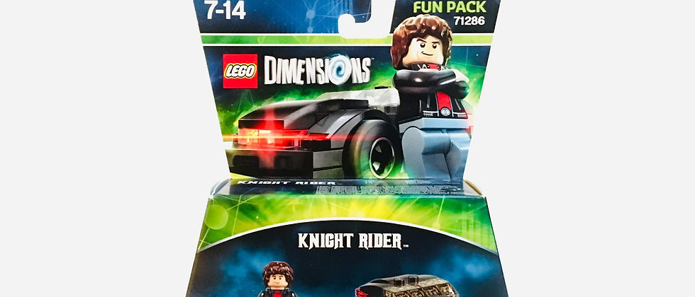 LEGO ® DIMENSIONS 71286 Michael Knight & K.I.T.T.