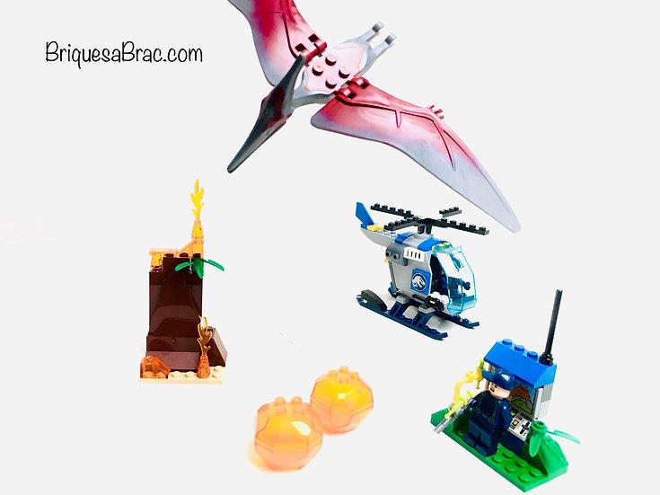 LEGO ® JURASSIC WORLD 10756 La Fuite du Pteranodon