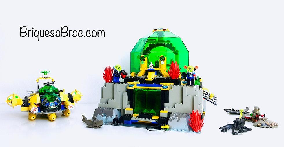LEGO ® HYDRONAUTS 6199 Hydro Crystalization Station