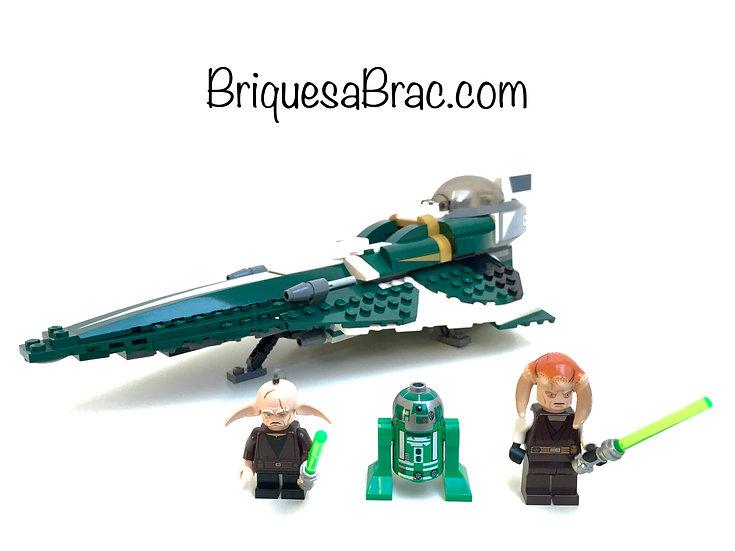 LEGO ® STAR WARS™ 9498 Saesee Tiin's Jedi Starfighter (Occasion)