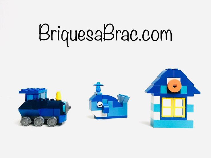 LEGO ® CLASSIC 10706 La boîte créative BLEUE