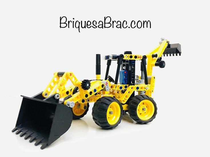 LEGO ® TECHNIC 42004 Mini Tractopelle